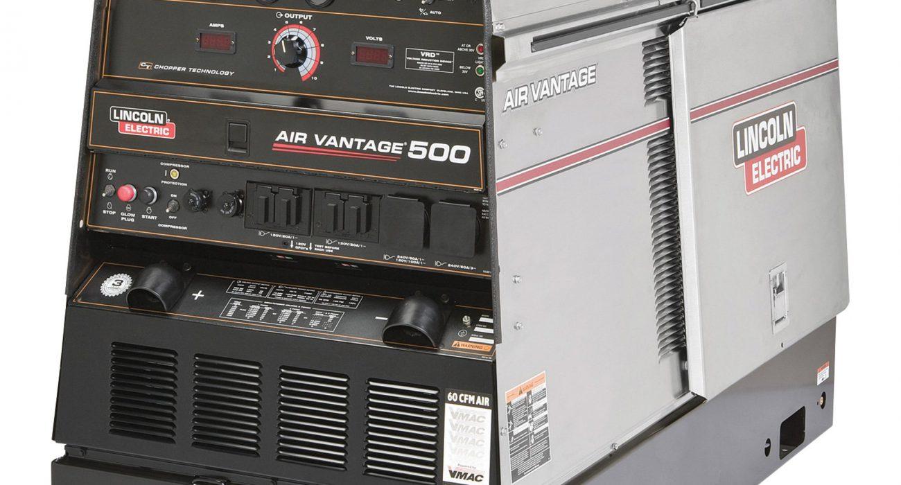 Lincoln Vantage 500 Diesel Welding Generator