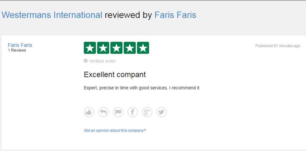 Review Faris Faris large