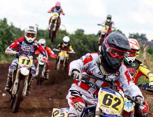 Vicky Marriott Motocross