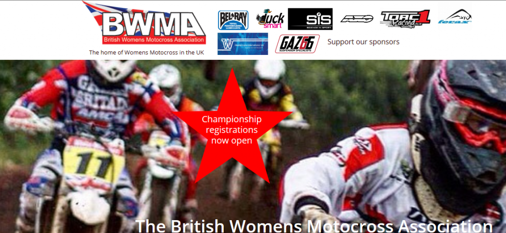 BWMA home page image