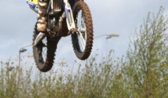 MX Ladies ride at Emmen NL