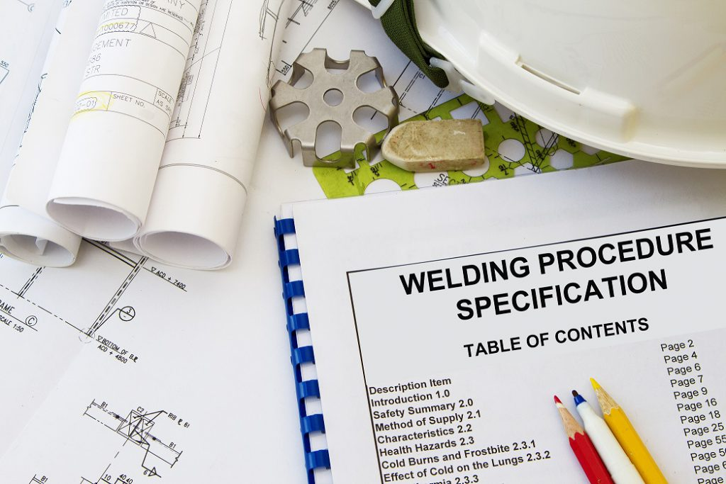 Welding procedure small