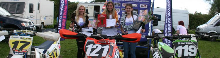 Supporting British Women in Motocross
