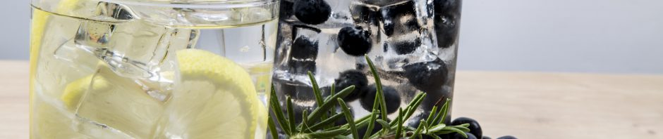Gin is the Tonic for Stainless Steel