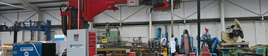 Weld Clad Overlay Equipment