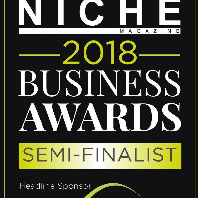 Semi Finalists in Niche Business Awards