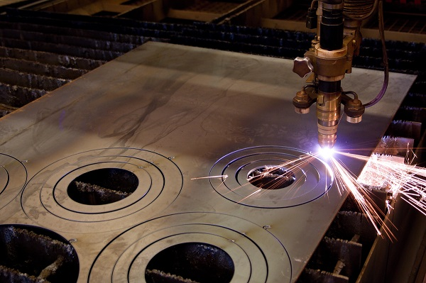Increase your value with plasma cutting.