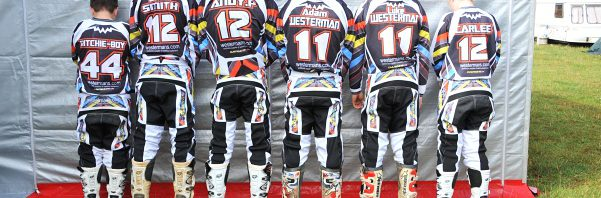 Westermans International MotoX Team 2011