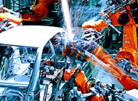 Robotic Welding Equipment