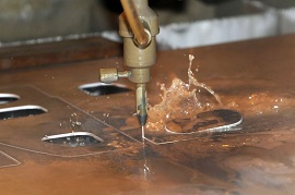 Understand how Water Jet Cutting works