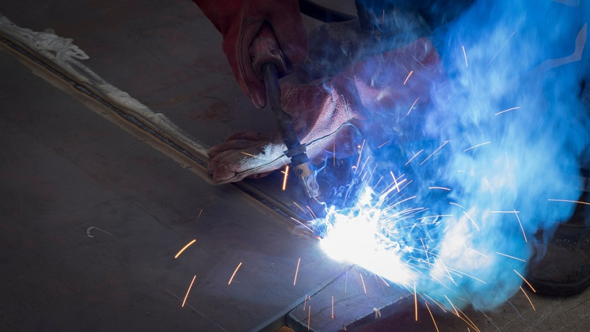 welding fumes