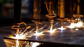 Flame Cutting v Plasma Cutting