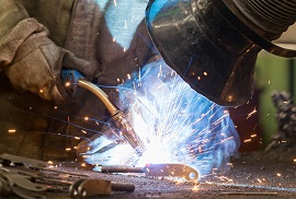 Safety Alert on Welding Fumes