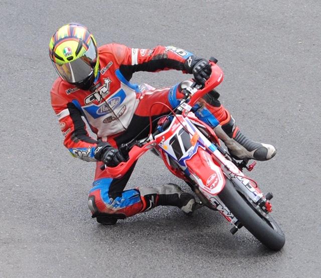 Luke mini moto