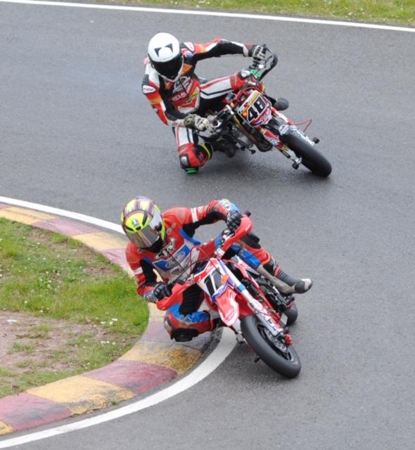 Luke BMB race