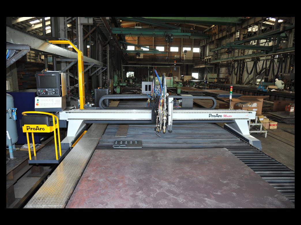 ProArc Master CNC Plasma Cutting System