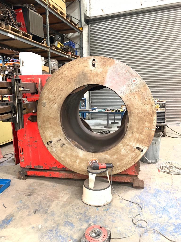 refurb process of Pipe cutter