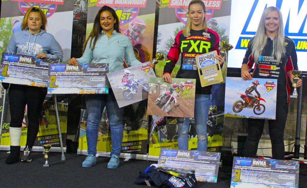 Pro Ladies Championship winners 2019