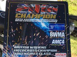 Women Champions in MotoX