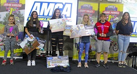 Dirt Bike Show Presents Women MX Champions