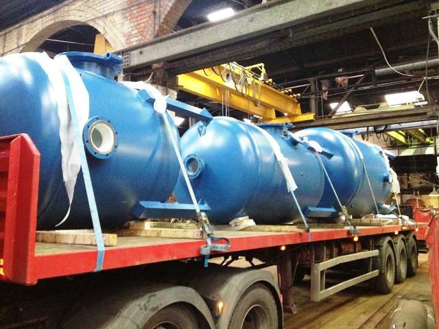 Abbott pressure vessels