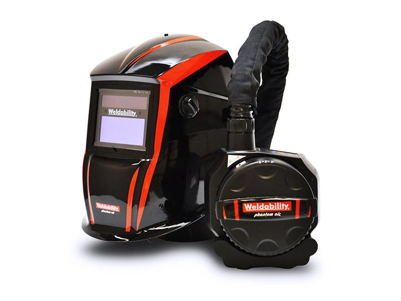 Protecting welding helmet