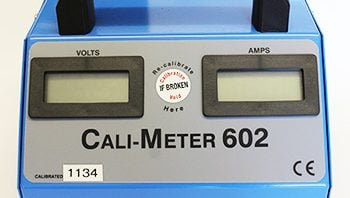 Why calibrate your welding machine?