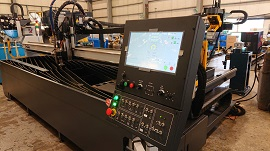 CNC Plasma – Machine of the Week
