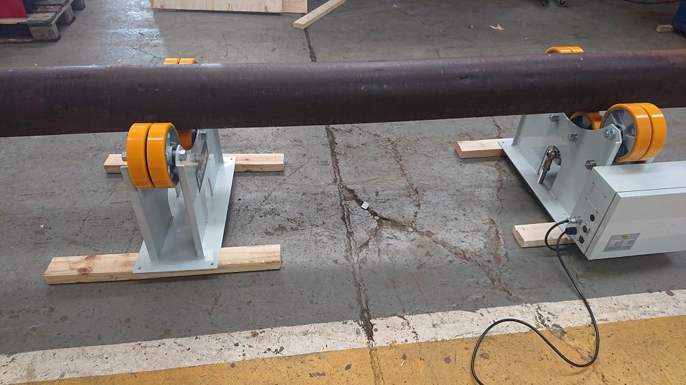 Example proarc welding rotators