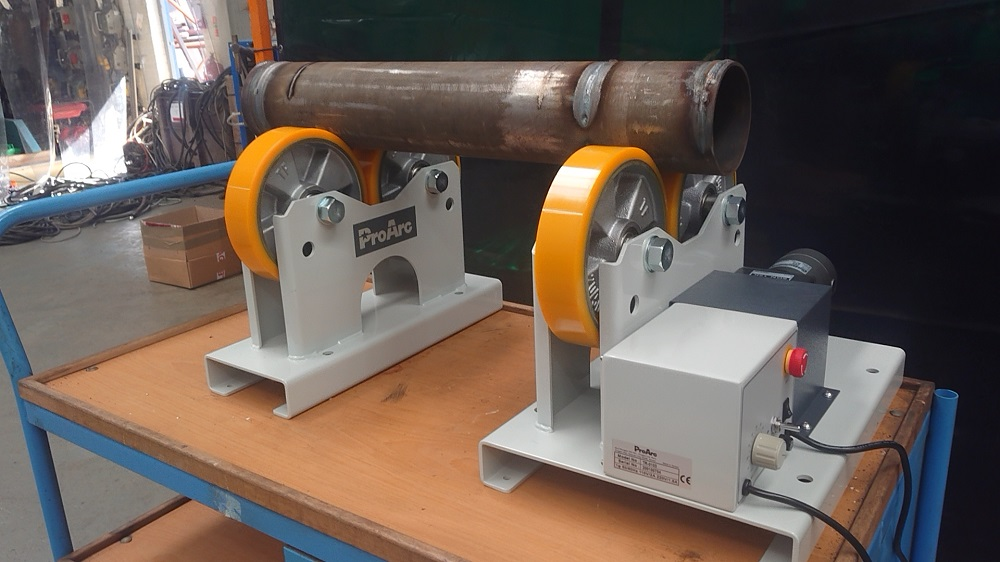 ProArc 1000kg Welding Rotators
