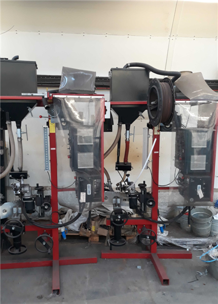 Koike AGW Automatic Girth Welding Systems for Welding of Storage Vessels