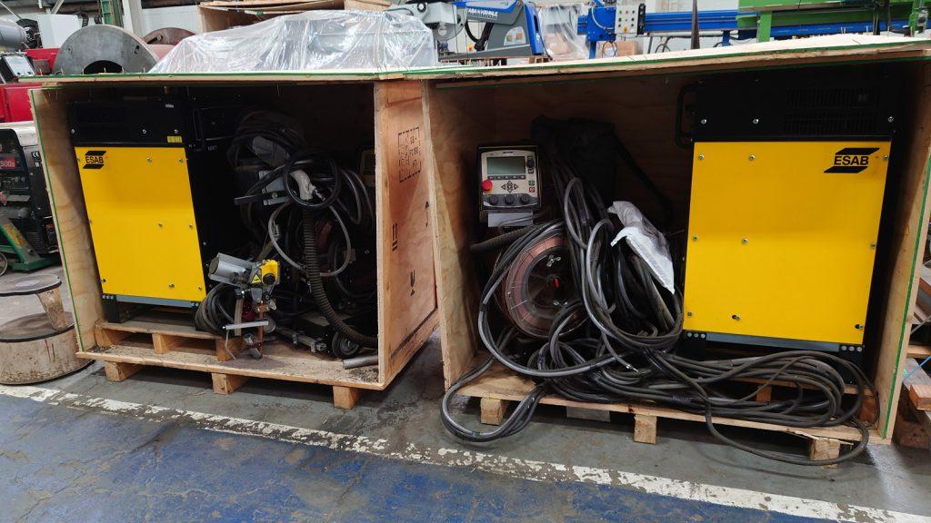 ESAB submerged arc welding systems