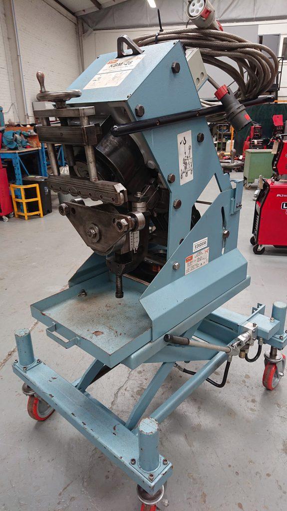 Gullco KBM-28 Plate Edge Beveller