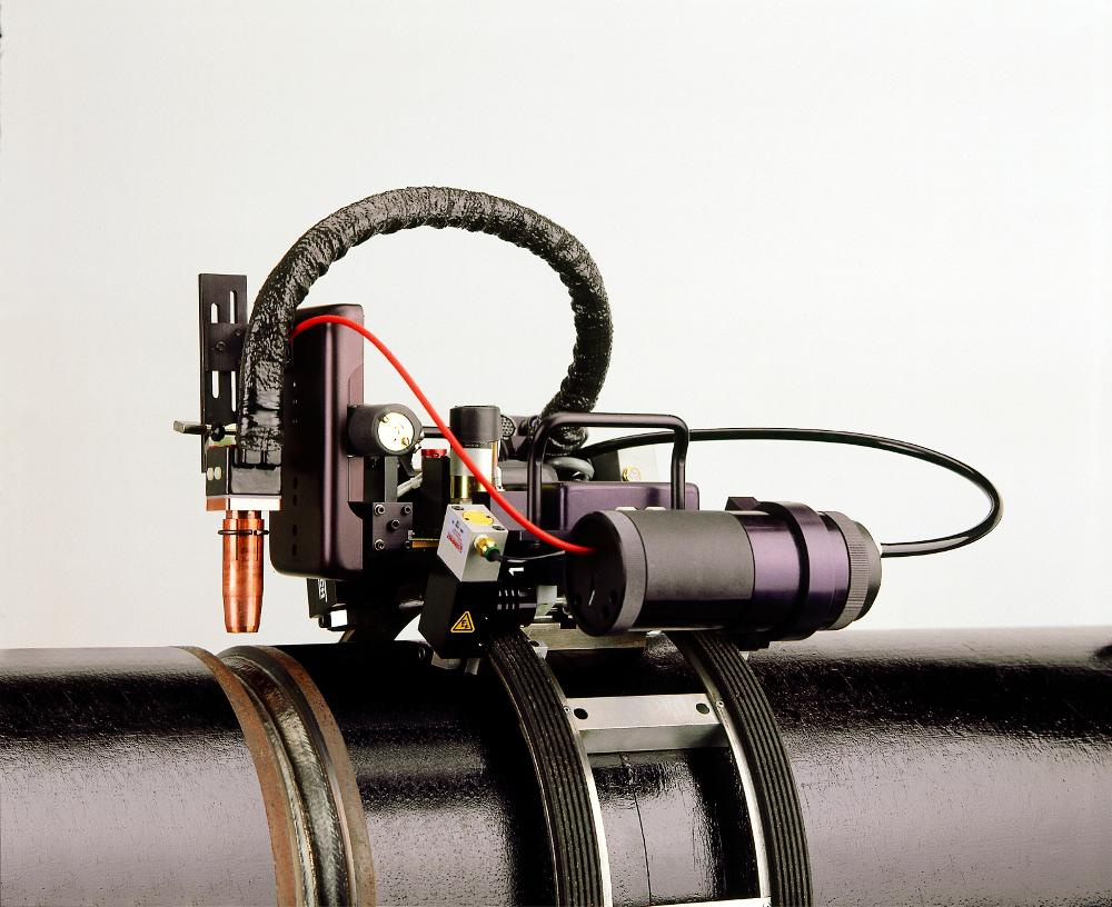 Magnatech Pipeliner II 609 MIG pipe welding system