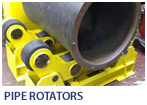 Pipe Rotators