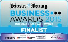 LMBA Finalist Badge International Trade Award