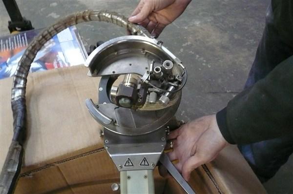 orbital weld head hire