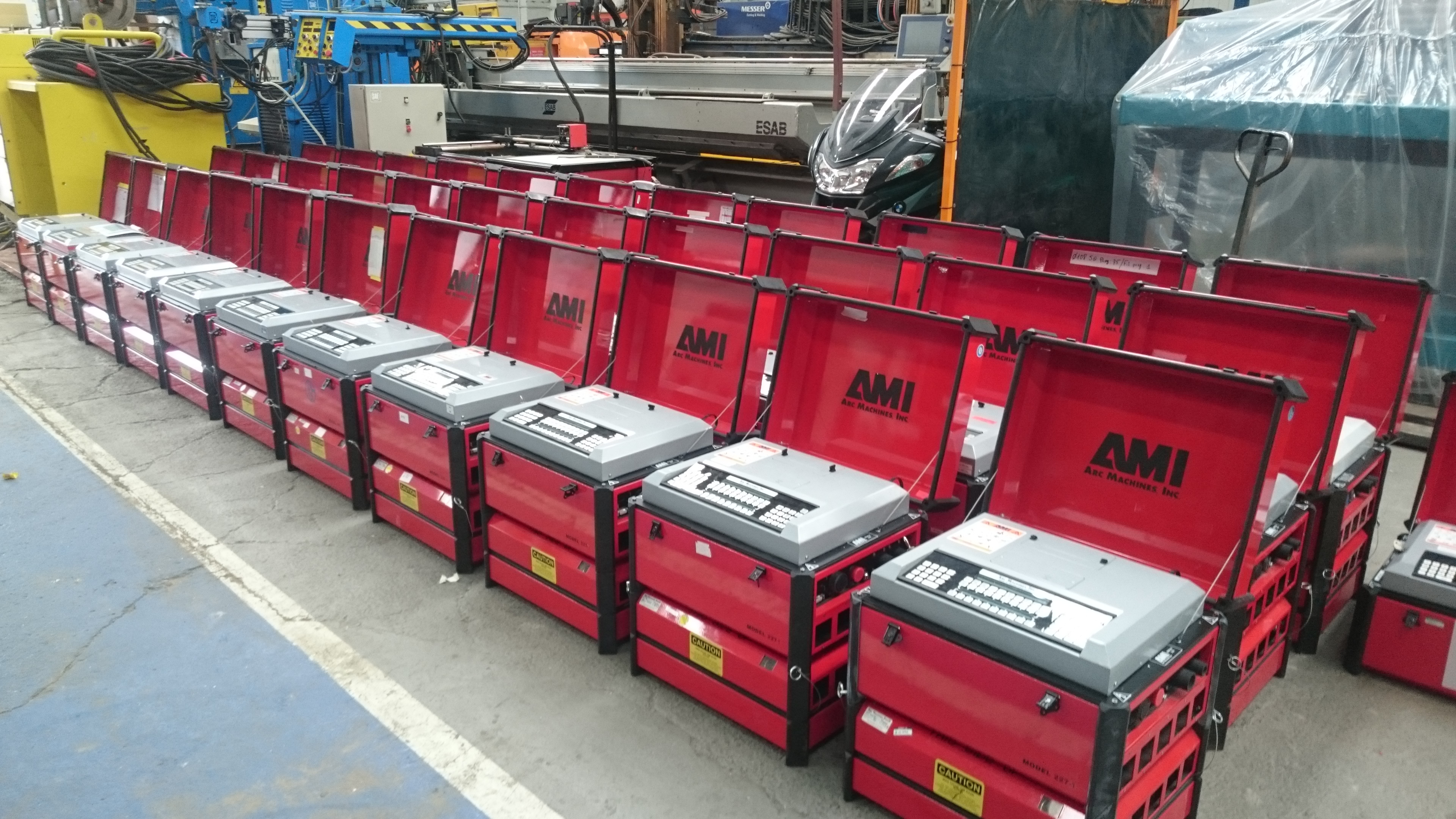 Arc Machines Inc Orbital for hire