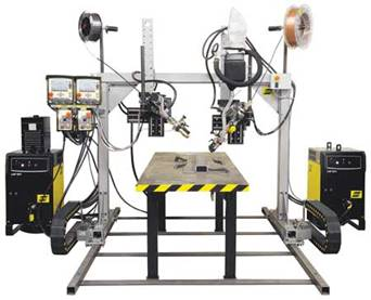 automated welding machine