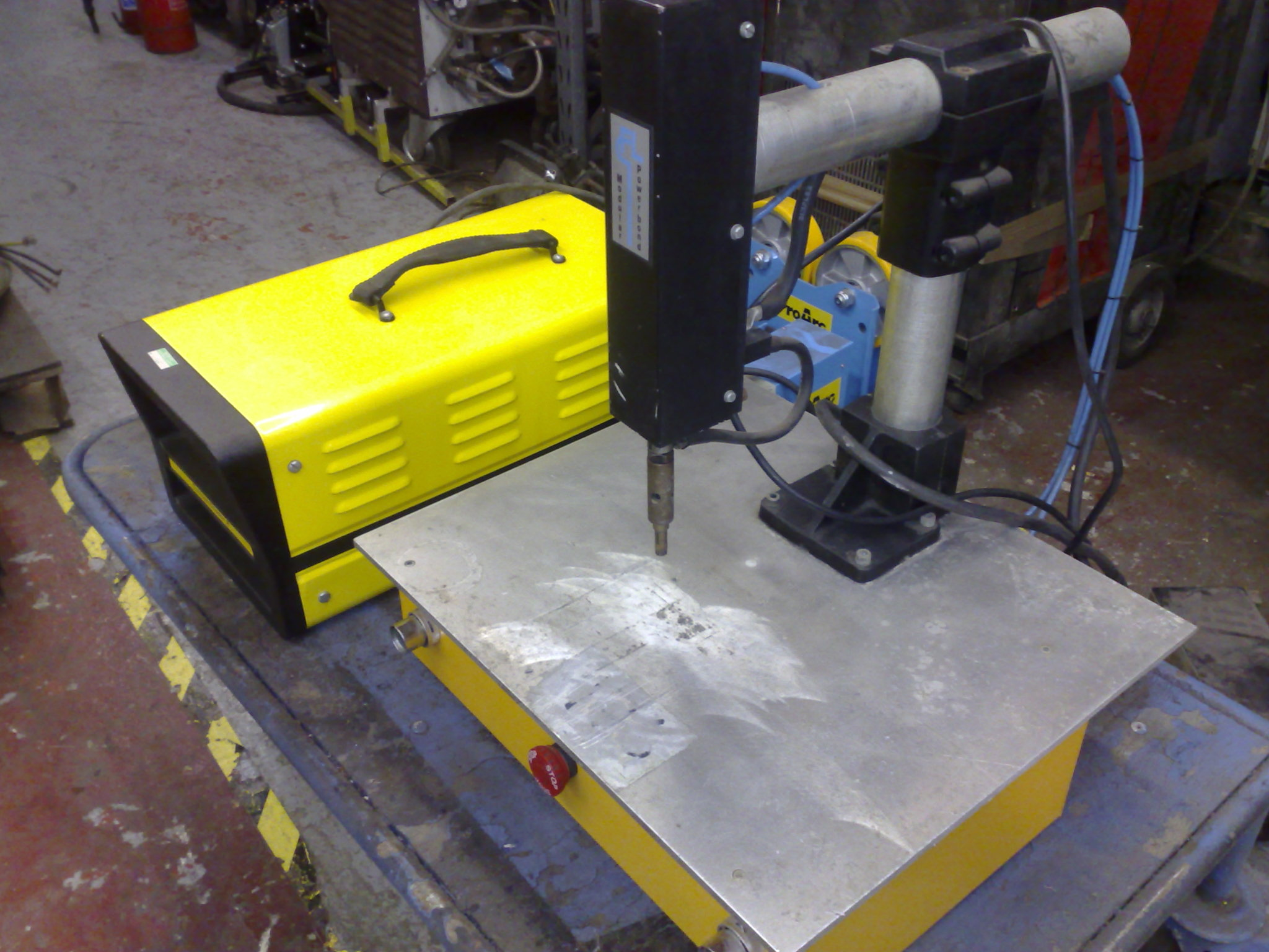 studs welding machine