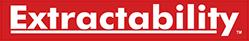 Extractability logo