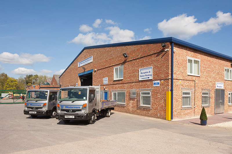 Groby Office and Workshop