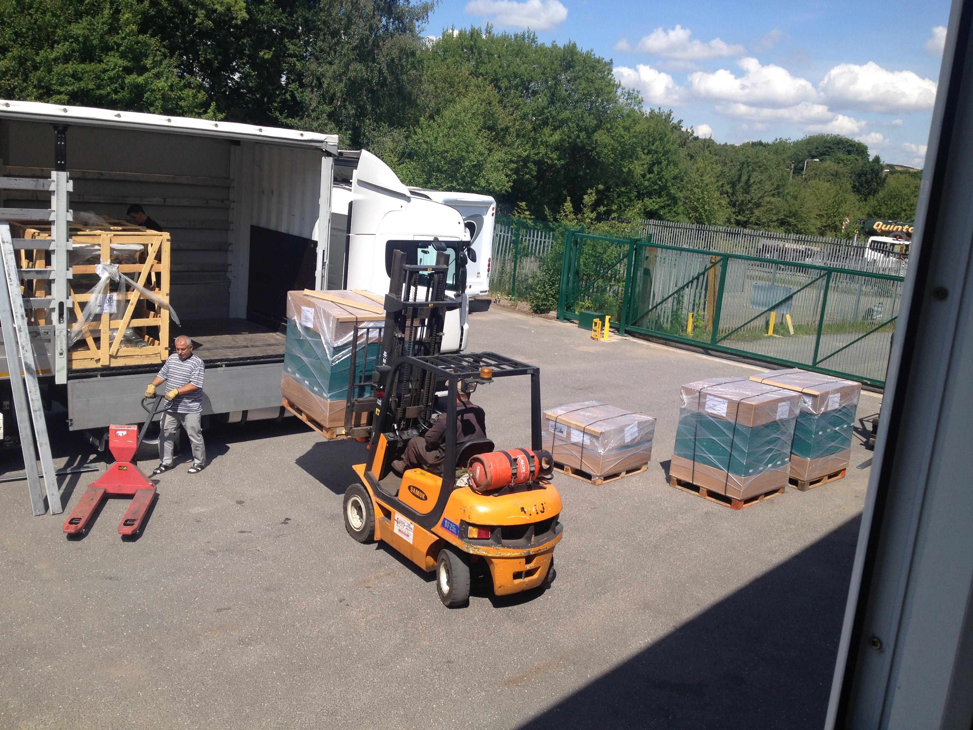 International loading