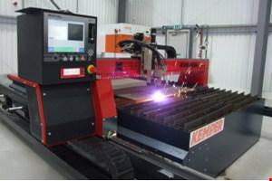 Kerf profile cutting machine
