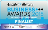 Leicester Mercury Business Award