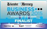 Leicester Mercury Business Award