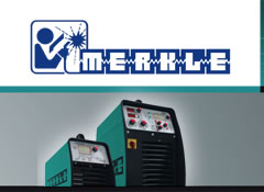 Merkle welding logo