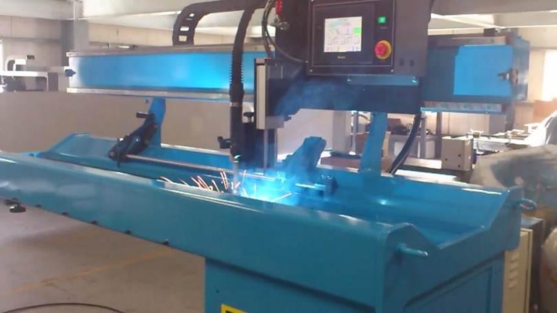 New seam welder ProArc