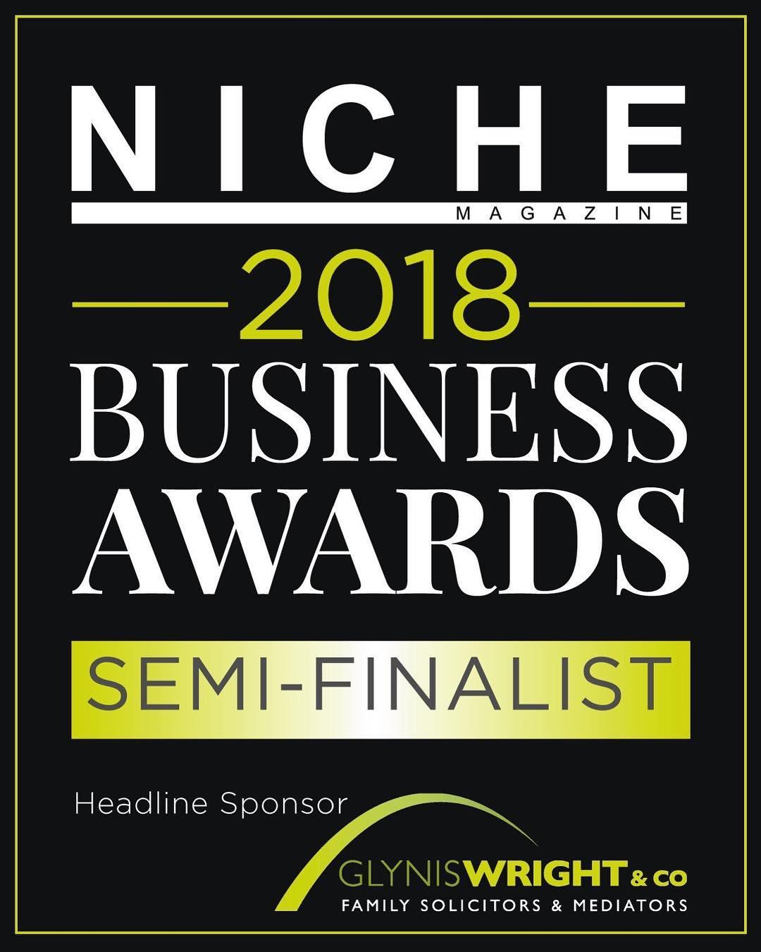 Niche 2018 business awards