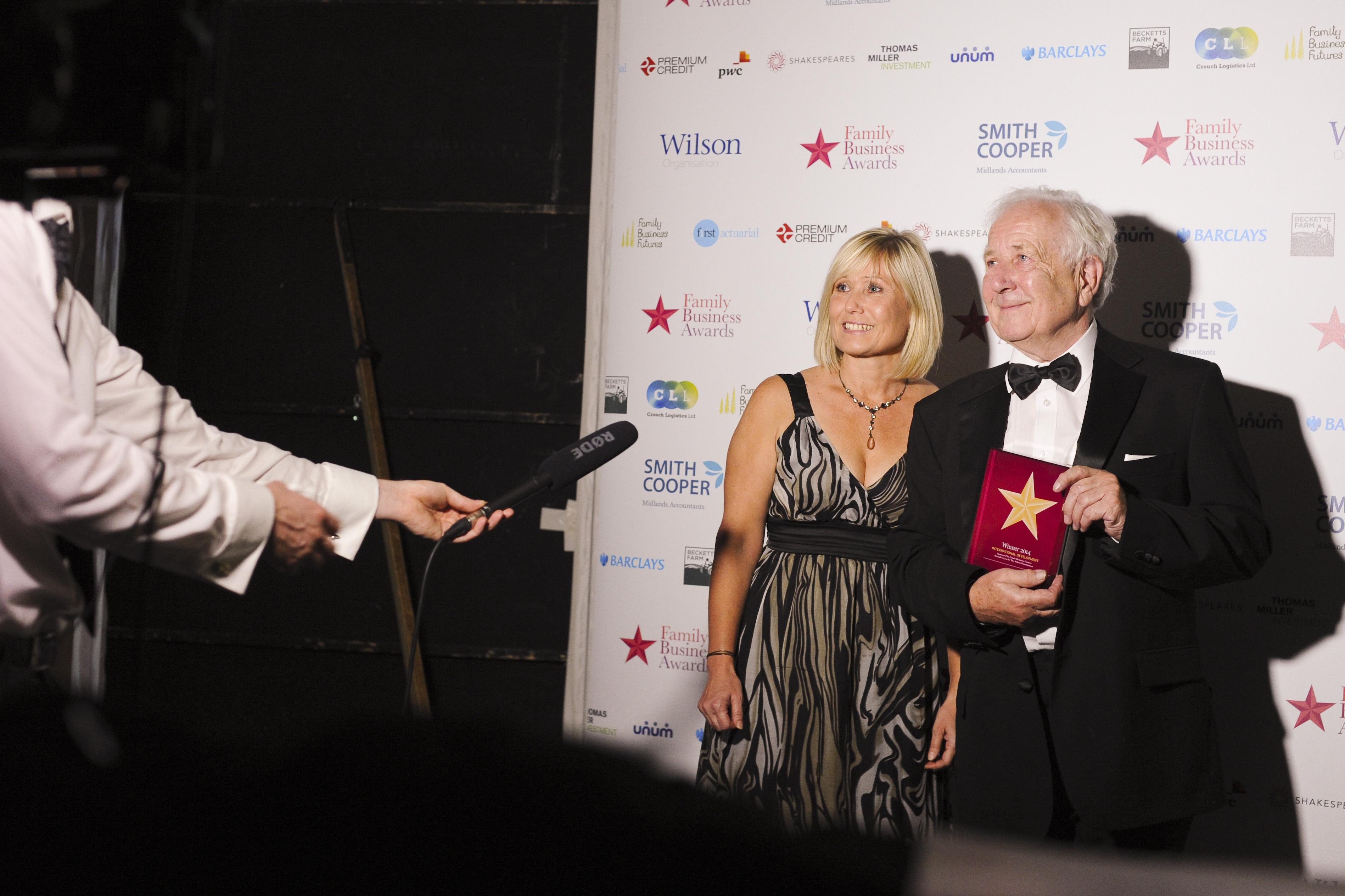 Westermans International Award